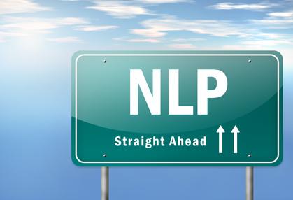 """Highway Signpost """"NLP"""""""